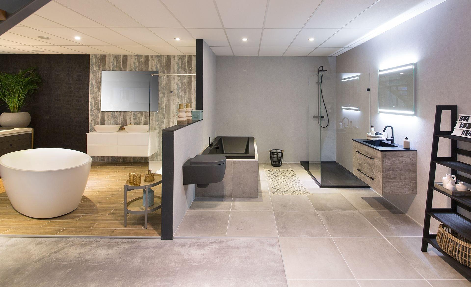 Showroom xenz almere inspiratie en trends voor in de badkamer