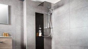 Upfall shower: de krachtigste en zuinigste spaardouche ter wereld.