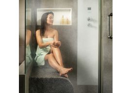 Premium Steam Shower